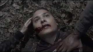 Смерть Ника. Бойтесь ходячих мертвецов 4 сезон 3 серия