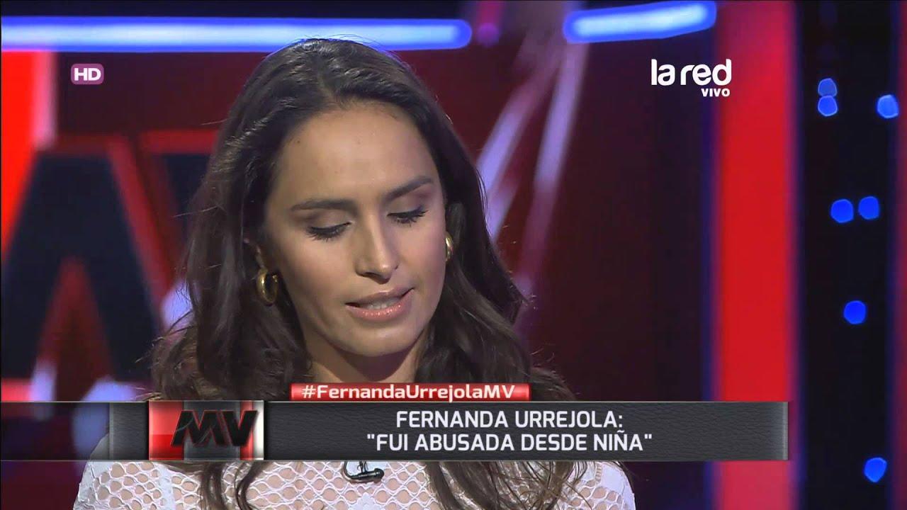 Fernanda Urrejola Se Refiere A Los Abusos Que Sufrió Desde Los 8 Años