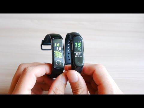 Обзор Honor Band 5 Vs Xiaomi Mi Band 4. Какой фитнес-браслет лучший?