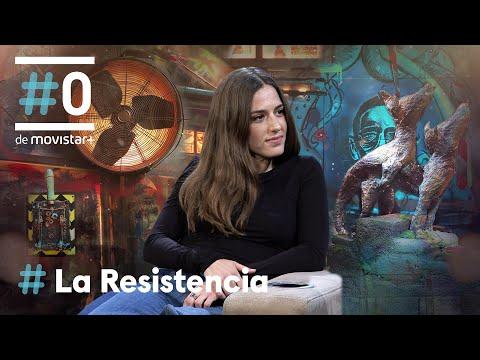 LA RESISTENCIA - Entrevista a Marina Salas   #LaResistencia 19.04.2021