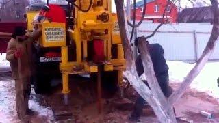 Бурение скважин на воду | Бурение артезианской скважины от БурАкваСтрой(, 2015-09-11T13:54:59.000Z)