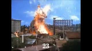 帰ってきたウルトラマン 殺す 数える Ultraman Jack / Return of Ultraman (1971 - 1972) killcount