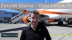 Easyjet Storno - Geld zurück, Umbuchen oder Gutschein zu Coronazeiten?!