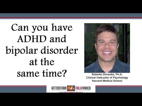 ADHD, Bipolar Disorder Diagnosis Individually and Collectively