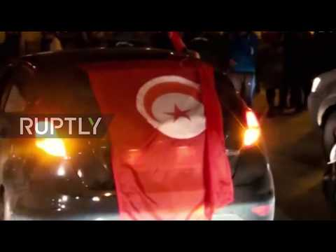 Tunisia: Celebrations kick off in Tunis as national team makes it to World Cup