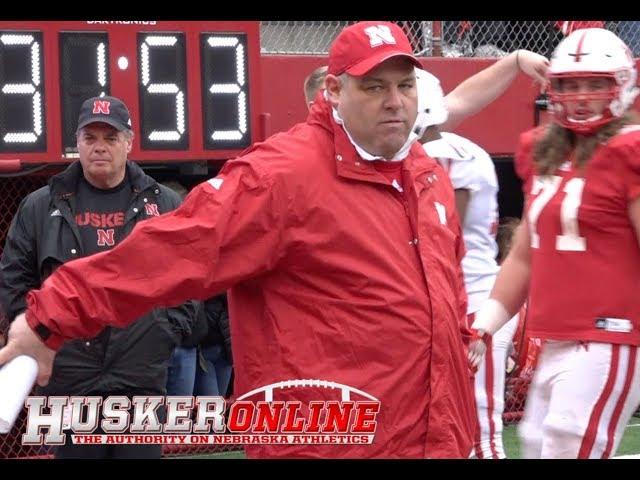 HOL HD: Nebraska Football Monday Fall Practice Report