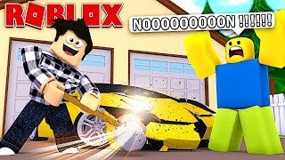 DESTROY EVERYTHING IN ROBLOX!