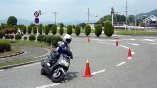 20090705 トラクション練習会シグナスおかぢむ
