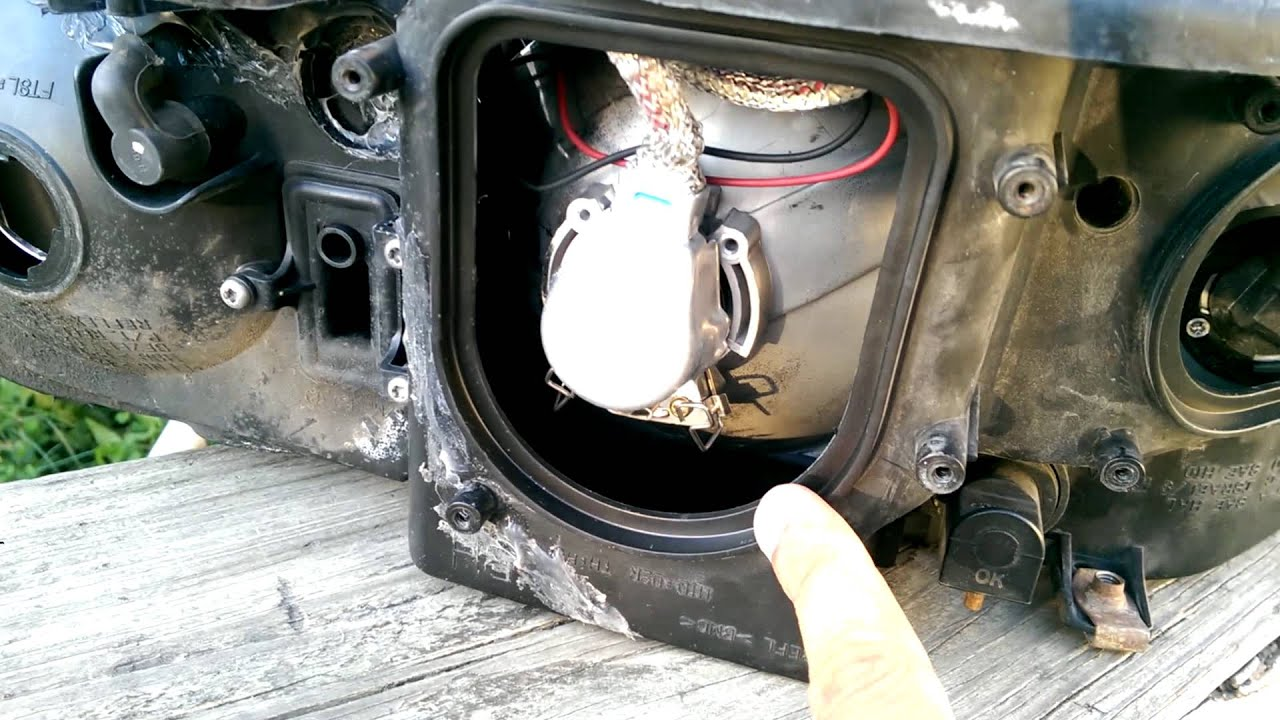 2003 Lincoln Ls Headlight Issue How To Video