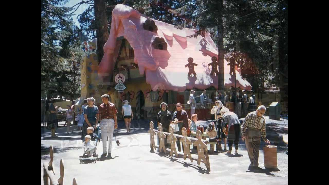 Big Bear Village Christmas.Baby Boomers Tribute Wonderful World Santa S Village Lake Arrowhead Christmas 1950 S 1960 S
