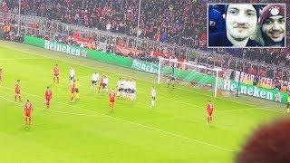 FC Bayern München - Besiktas Istanbul | Champions League Stadionvlog | ViscaBarca