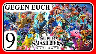 Livestream! Super Smash Bros. Ultimate [gegen EUCH] (Stream 9)