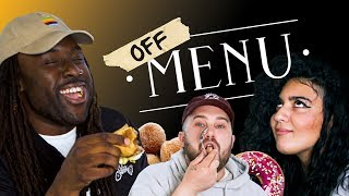 Rexx Life Raj & Dounia Taste Vegan Donuts | OFF MENU