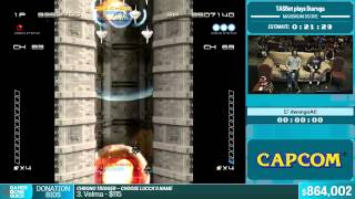 TASBot plays Ikaruga by Maximum score by keylie in 21:29 - Summer Games Done Quick 2015 - Part 153