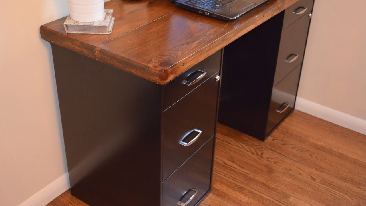 file cabinet desk computer desk with file cabinet 15320