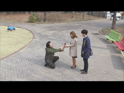 [Tomorrow Victory] 내일도 승리 108회 - Tae Hangho Proposed To Lee Ji-hyun 태항호, 이지현에 '무릎 꿇고 프러포즈' 20160330