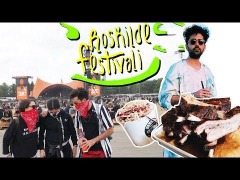 ROSKİLDE VLOG: Festival ortamı, çakallıkları ve hunharca ete doymak