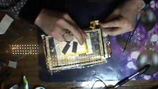 Как заменить сенсорное стекло тачскрин на планшете Nomi AO7000  Видеоинструкция(Данное видео является видеоинструкцией по замене сенсорного стекла (тачскрина) на планшете Nomi AO7000 Стекло..., 2016-02-07T18:56:51.000Z)