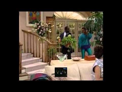 The Fresh Prince Of Bel Air - Carlton Singing (All Seasons)