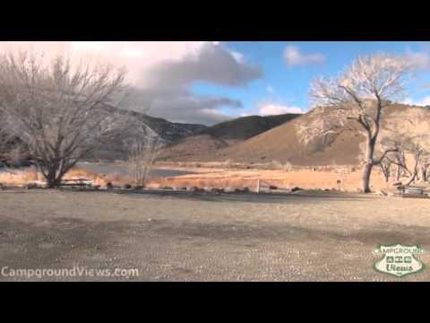 Topaz Lake Park Campground Nevada NV