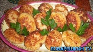 Котлеты из щуки. Рецепт /  Cutlets from pike. Recipe / Поварешкин TV