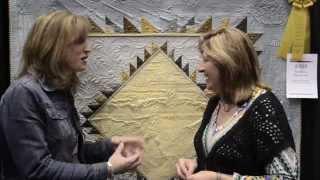 Bethanne Nemesh - 3rd Place - AQS QuiltWeek® -- Lancaster, PA 2014