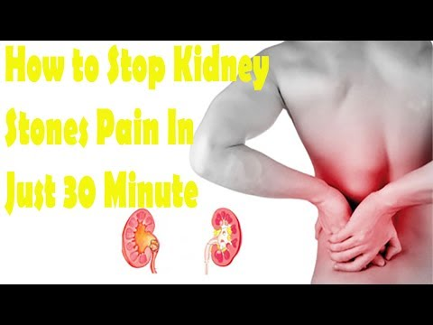 how-to-stop-kidney-stones-pain-in-just-30-minute-||-how-to-get-rid-of-kidney-stones-pain