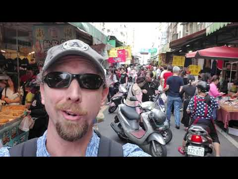 Walking around in Kaohsiung, Taiwan today.