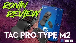 HORI TAC Pro Type M2 // Ronin Review