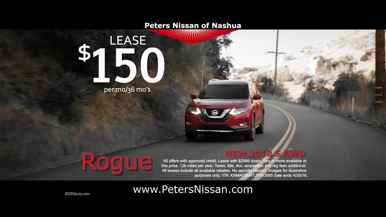 Peters Nissan Save Like Never Rogue