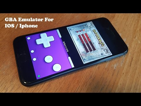 iphone 6 emulator new gameboy advance gba emulator ios 10 10 3 free no 11329