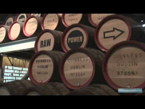 The Guinness Storehouse Dublin - Tour in HD