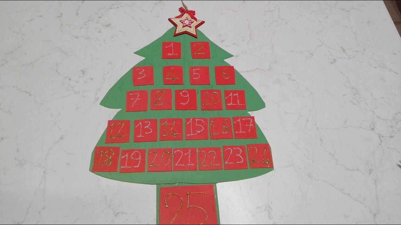 Calendario Dellavvento Pinterest.Calendario Dell Avvento