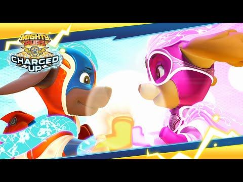 Mighty Pups Charged Up: Pups vs. a Super Meow Meow | PAW Patrol Official & Friends