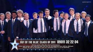 Out Of The Blue - Semi-Final - Britain