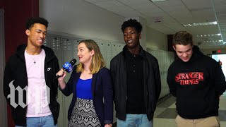 Why aren't high schoolers using lockers anymore?