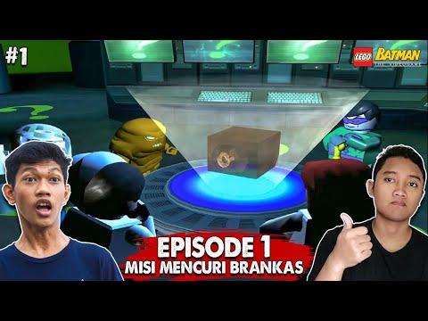 LEGO BATMAN (VILLAINS) - EPISODE 1 - Lego Batman The Video Game  
