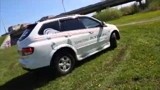 Test drive SsangYong Kyron 2