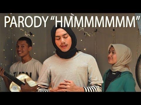 """PARODY NISA SABYAN - DEEN ASSALAM (PARODY """"HMMMMMMMMM"""") #PANRODY"""