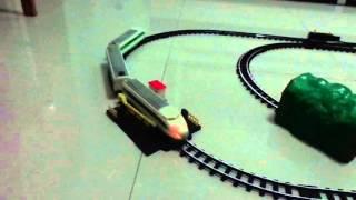 Ferrorama Tomy Super Rail Black - Trem Bala Shinkansen (fevereiro/2015)