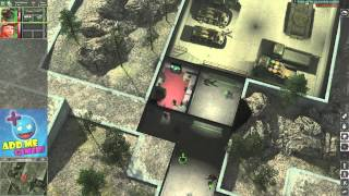 Shades of Red WalkThrough [Hard , LOS On] -  Jagged Alliance: BIA