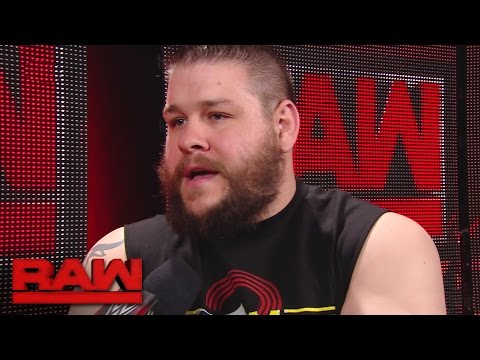 """Kevin Owens vows to end Chris Jericho at """"KO-Mania 2"""": Raw, March 27, 2017"""