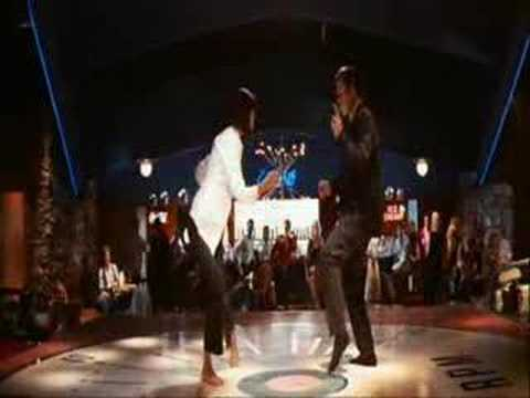 pulp fiction you never can tell youtube