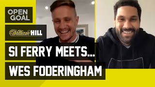 Si Ferry Meets… Wes Foderingham | Rangers Days, Di-Canio 'League 1 Wes' Bust-Up