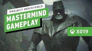 Project Resistance: 4K Mastermind Gameplay - X019