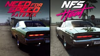 Need for Speed: Heat vs Payback | Direct Comparison