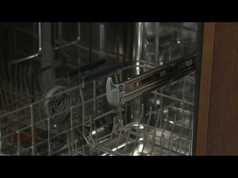 Upper Front Rack Stop - Samsung Dishwasher