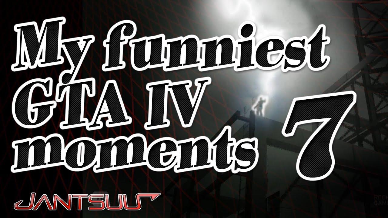 My funniest GTA IV PC moments 7 by JANTSUU