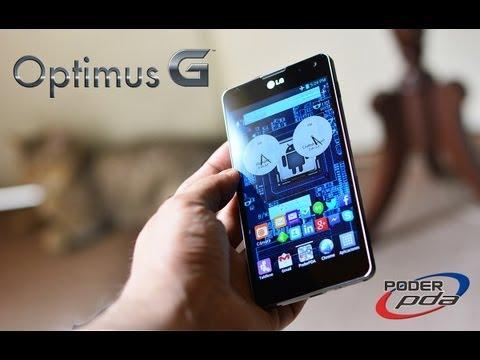 LG Optimus G Telcel - Análisis HD