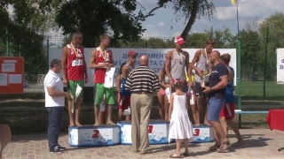 Етап чемпіонату України з волейболу пляжного. 4 зірки. м. Краматорськ